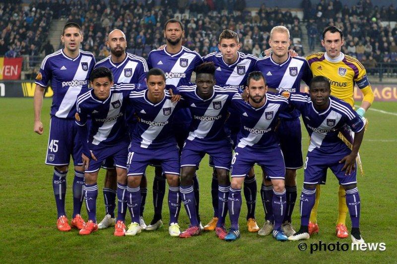433. RSC Anderlecht (BEL) - Dinamo Moskva (RUS) 0:0