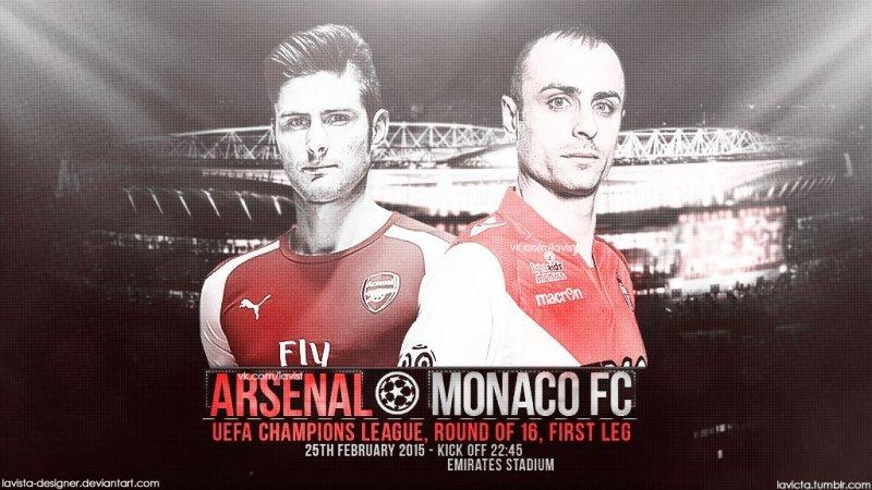 193. Arsenal FC (ENG) - AS Monaco (FRA) 1:3