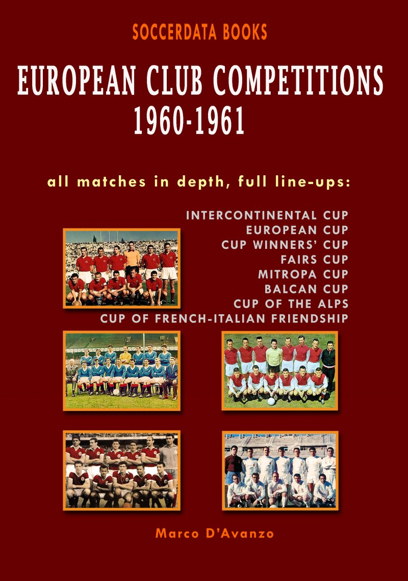 EUROPEAN CLUB COMPETITIONS 1960/61