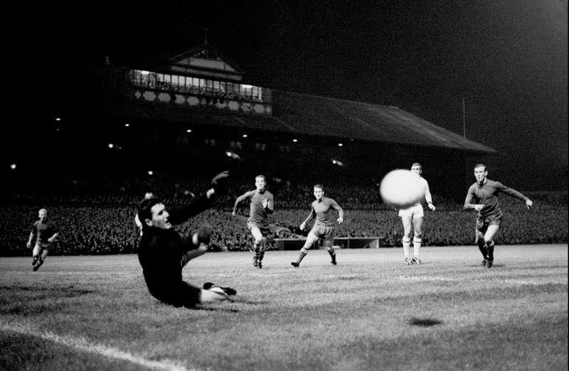 Celtic F.C. Glasgow (SCO) - F.C. Dinamo Kiev (USSR) 1:2