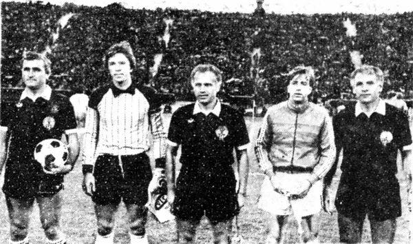 F.C. Zenit Leningrad (USSR) - Vålerenga I.F. Oslo (NOR) 2:0