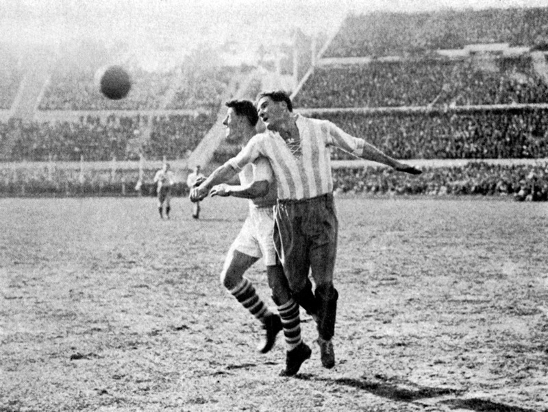 №16. ARGENTINA - USA 6:1 (1:0). Штатники и хлороформ