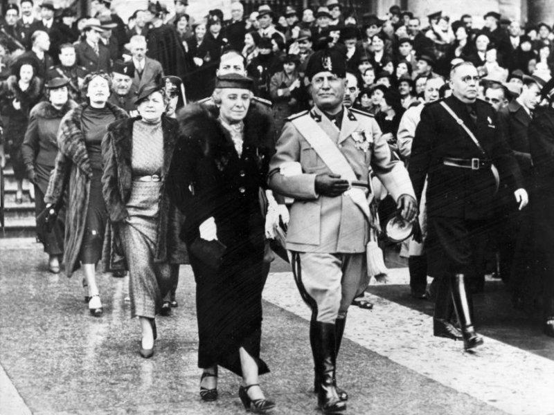 Итальянские проделки. Чемпионат мира 1934