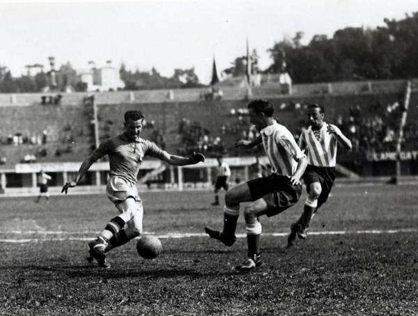 """№5. SWEDEN – ARGENTINA 3:2 (1:1). Аргентинцы прислали слабую команду, боясь """"воровства"""""""