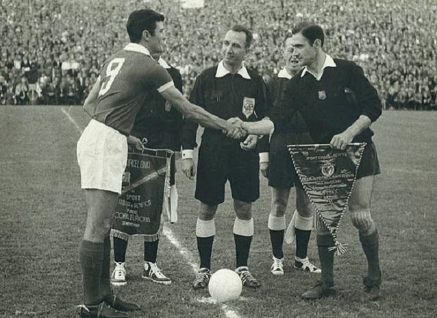 51. S.L. Benfica Lisboa (POR) - F.C. Barcelona (ESP) 3:2