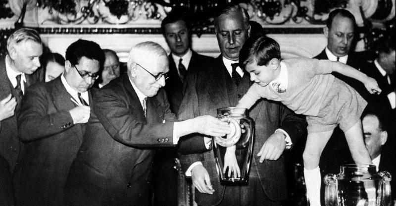 Берлин: выборы без выбора. Чемпионат мира 1938