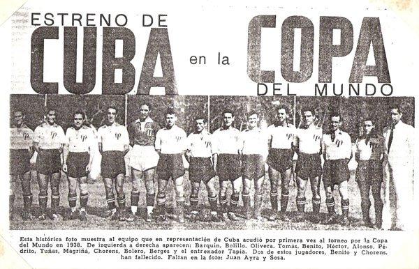 №9. CUBA - ROMANIA 2:1 (0:1) - replay match. Кубинский сюрприз