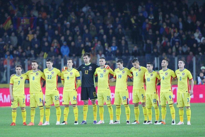 Участники Евро-2016. Сборная Румынии