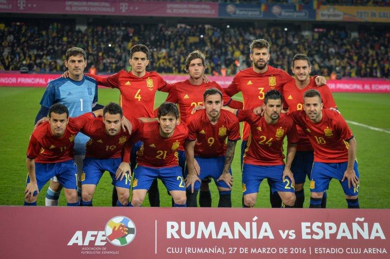 Участники Евро-2016. Сборная Испании