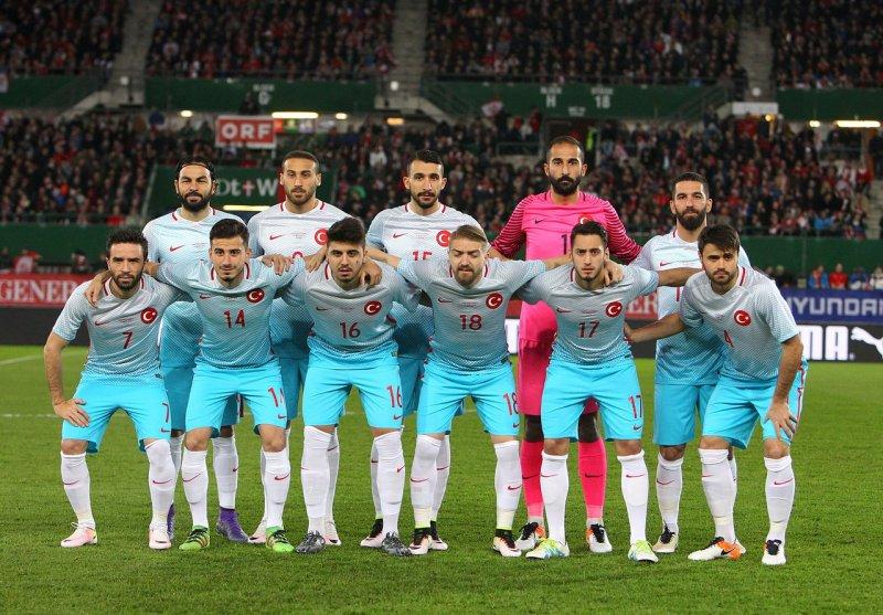 Участники Евро-2016. Сборная Турции