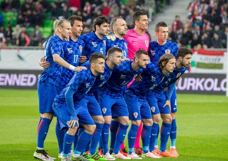 Участники Евро-2016. Сборная Хорватии