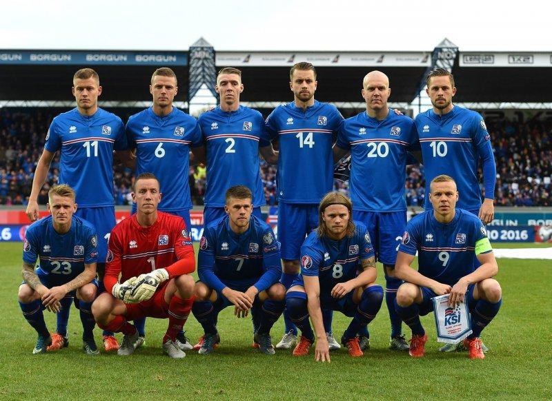 Участники Евро-2016. Сборная Исландии