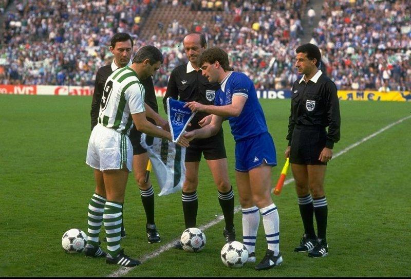 Everton F.C. Liverpool (ENG) - S.K. Rapid Wien (AUT) 3:1