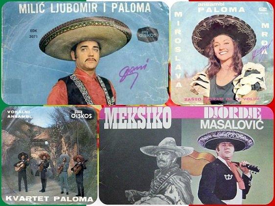 №6. YUGOSLAVIA - MEXICO 4:1 (2:0). «Магический квадрат» от югославских мариачи