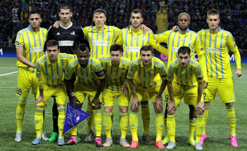 Astana Galatasaray