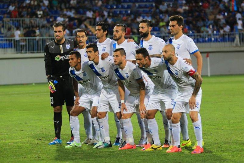 198. Gabala FK (AZE) - Apollon Limassol (CYP) 1:0